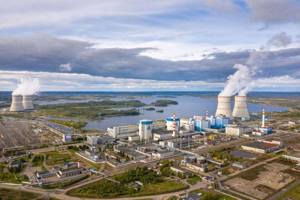 ППР на минерализацию полос и обслуживание территории Калининской АЭС